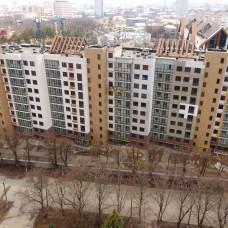 "Ход строительства ЖК ""Люксембург"" І очередь, Март 2021"