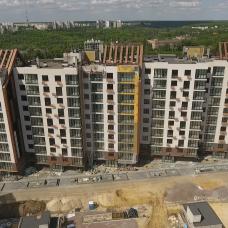 """Ход строительства ЖК """"Люксембург"""" І очередь, Май 2021"""