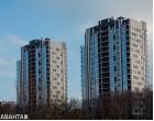 Ход строительства ЖК «Ключ». Январь 2018. Фото