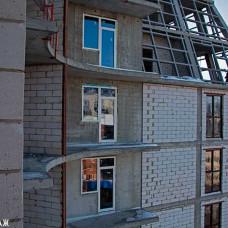 Ход строительства ЖК «Резиденция». Февраль 2018. Фото.