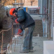 Ход строительства ЖК «Резиденция». Ноябрь 2017. Фото.