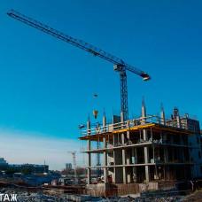 Ход строительства ЖК «Люксембург». Декабрь 2017. Фото.