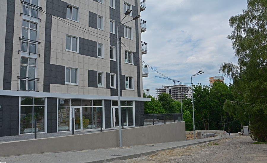 Ход строительства ЖК «Ключ». Май 2018. Фото