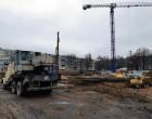 """Ход строительства ЖК """"Комфорт"""", январь 2020"""