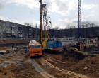 """Ход строительства ЖК """"Комфорт"""". март  2020"""