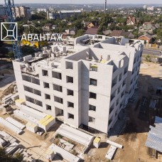 """Ход строительства ЖК """"Крокус"""" август 2019"""