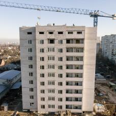 """Ход строительства ЖК """"Крокус""""декабрь 2019"""