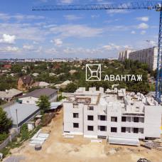 """Ход строительства ЖК """"Крокус"""" июль 2019"""