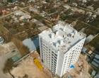 """Ход строительства ЖК """"Крокус"""" - март 2020"""