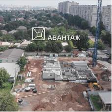 """Ход строительства ЖК """"Крокус"""" май 2019"""