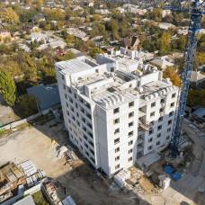 """Ход строительства ЖК """"Крокус"""" октябрь 2019"""