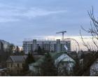 "Ход строительства ЖК ""Люксембург"" IІ очередь, февраль 2020"