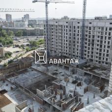 "Ход строительства ЖК ""Люксембург"" II очередь, май 2019"