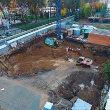 """ЖК """"Люксембург-3"""" - ход строительства ноябрь 2020"""