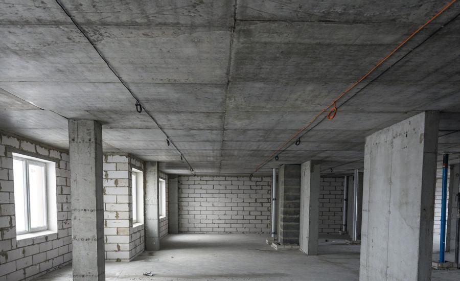 """Ход строительства ЖК """"Люксембург""""  I очередь, ноябрь 2019"""