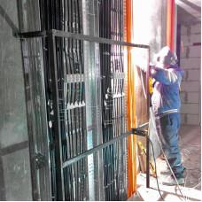 Ход строительства ЖК «Журавли». Март 2018. Фото