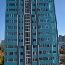 Ход строительства ЖК «Журавли». Октябрь 2018. Фото