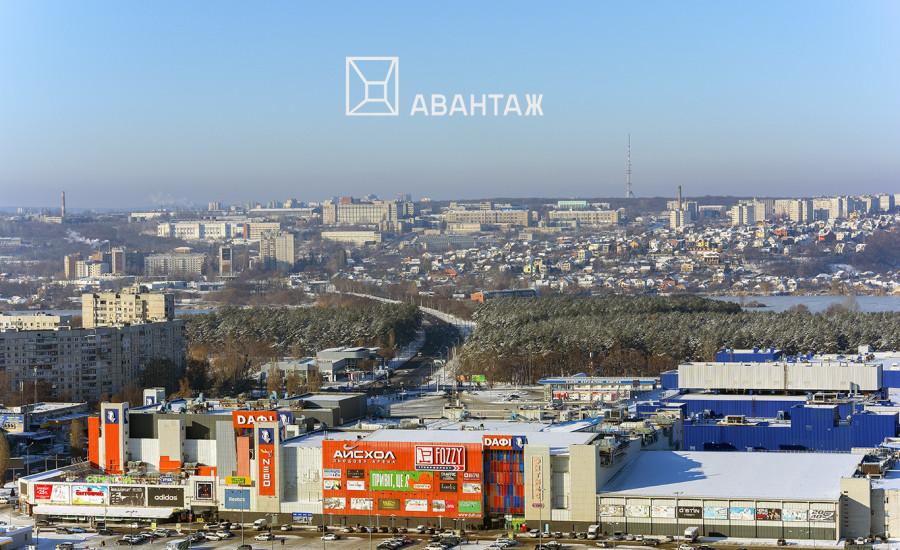 Ход строительства ЖК «Журавли». Декабрь 2018. Фото