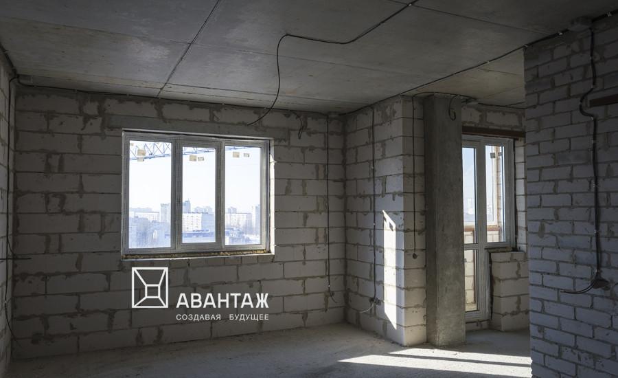 Ход строительства ЖК «Журавли». ФЕВРАЛЬ 2019. Фото
