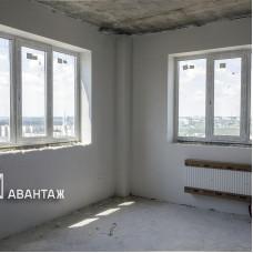 Ход строительства ЖК «Журавли» Секция А. июнь 2019. Фото