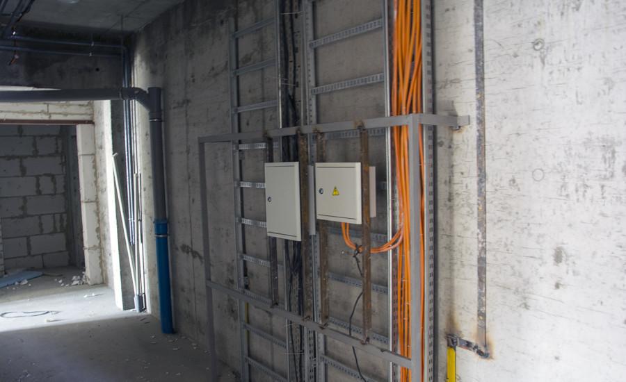 Ход строительства ЖК «Журавли» (II очередь) сентябрь  2019