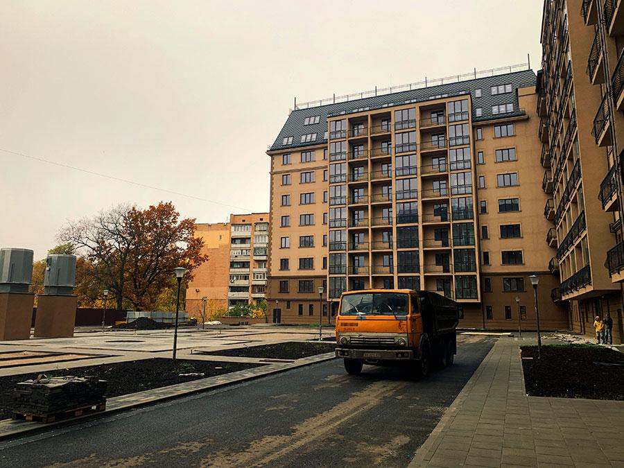 ЖК «Резиденция». Новости со строительной площадки